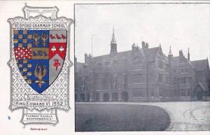 Bedford Grammar School, King Edward VI 1552, Bedfordshire, England, UK, 1900-...