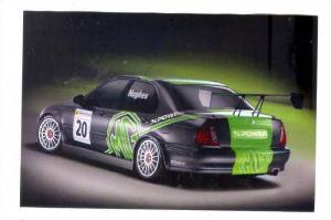MG Motors Green Racing Car, 1990s #15