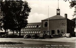 CPA Exloo Raadhuis Gem.Odoorn NETHERLANDS (729012)