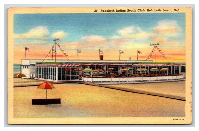 18864  DE  Rehoboth Indian Beach Club