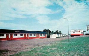 Canada, Quebec, St-Roch des Aulnaies , L'Oasis Restaurant & Motel, UNIC 24082-B