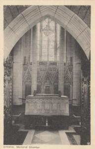 OTTAWA , Ontario , Canada ; 1910s ; Entrance Memorial Chamber , Peace Tower