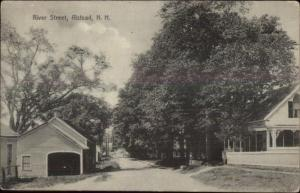 Altead NH River St. c1910 Postcard