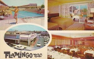 Arizona Tucson Flamingo Motor Hotel