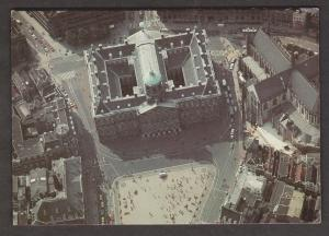 Aerial View Royal Palace, Amsterdam - Unused