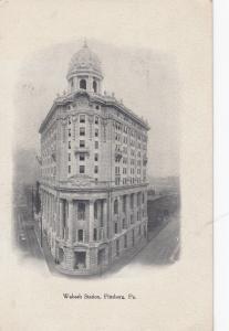 PITTSBURG , Pennsylvania, 1901-07 ; Wabash Station