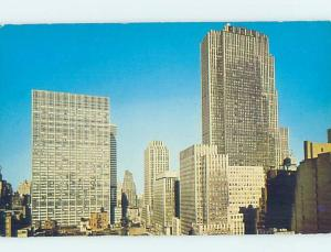 Unused Pre-1980 ROCKEFELLER CENTER New York City NY H9752