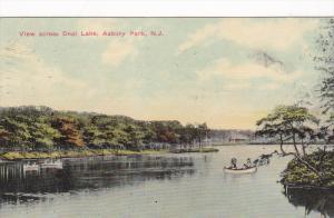 View across Deal Lake,  Asbury Park,  New Jersey,   PU_1911