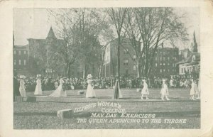 JACKSONVILLE , Illinois, 00-10s ; May Day, Woman's College