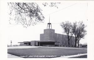 RP: WAUPUN, Wisconsin, 1960s; First Reformed Church