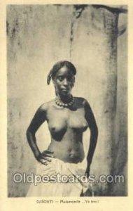 Djibouti African Nude Unused