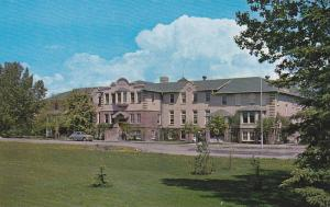 School of Agriculture , Admin Bldg , OLDS , Alberta , Canada , 40-60s