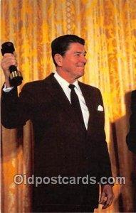 President Reagan Unused