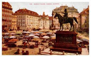 8395  Austria Vienna  the Market Place