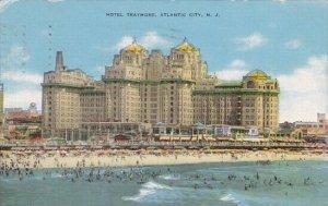 Hotel Traymore Atlantic City New Jersey 1947