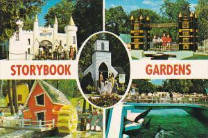 Storybook Gardens , LONDON , Ontario , Canada , 60-80s