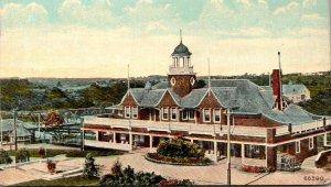 Maine Portland Riverton Park The Casino