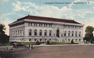 Carpenter Memorial Library, Manchester, New Hampshire, 00-10s