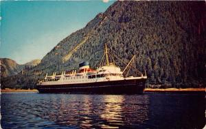 S.S. Prince George     Canadian National Steamships