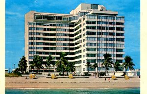 FL - Fort Lauderdale. The Ocean Manor Hotel