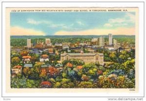 Ramsey High School , Birmingham , Alabama, 30-40s