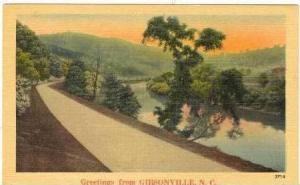 Paved Road,Lake,Gibsonville,North Carolina,30-40s
