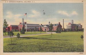 COLUMBIA, South Carolina, PU-1943; U.S. Veteran's Hospital