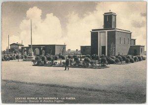 49792   CARTOLINA d'Epoca - FOGGIA provincia : Tavernola