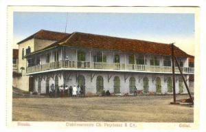 Bissau , Guinea-Bissau , 00-10s ; Etablissements Ch. Peyrissac & Ca. :  Guine