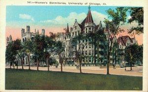 USA Women's Dormitories University of Chicago 04.33