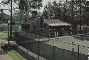 Sea Pines Racquet Club , Harbour Town, Sea Pines Plantation, Hilton Head Isla...