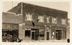 RP; MARION , South Dakota , 1910-30s ; Hotel
