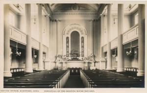 RPPC Center Church, Hartford CT, Connecticut 1907 Centennial of Meeting House