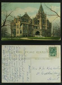 Victoria College Toronto  1914