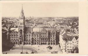 RP, Rathaus, Munchen (Bavaria), Germany, 1920-1940