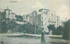 Postcard Croatia Crikvenica