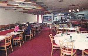 Canada Ontario Niagara Falls El Rancho Motor Hotel and Restaurant