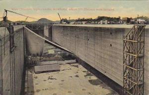 West Chamber, Upper Locks, Miraflores, Panama, 1900-1910s