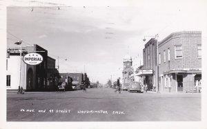 RP ; LLOYDMINSTER  , Saskatchewan , Canada , 30-40s ;  50 Avenue & 49th Street