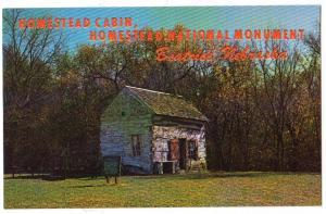 Homestead Cabin, Beatrice NB