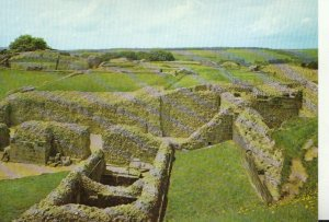 Wiltshire Postcard - Old Sarum - Great Tower from East - Ref TZ249