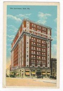 The Lawrence, Erie, Pennsylvania, 1910s