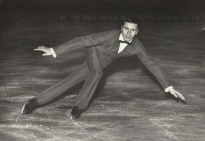 RP: Figure Skating , 1950-60s ; #11