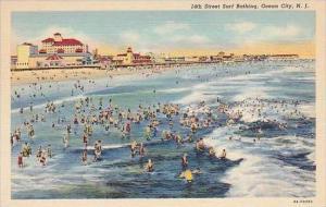 New Jersey Ocean City 14th Street Surf Bathing