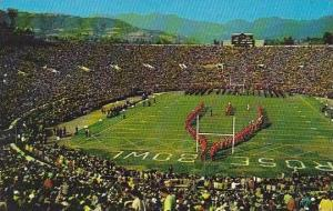 California Pasadena Rose Bowl