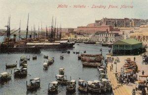 VALLETLA , Malta , 00-10s ; Landing Place , Marina