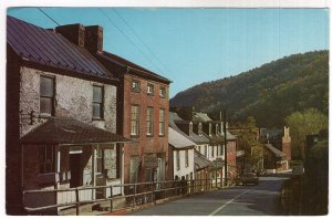 Harpers Ferry, W. Va., Historic High Street