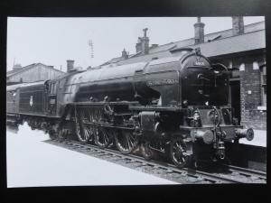 LNER No.60118 ARCHIBALD STURROCK Steam Locomotive RP Photocard