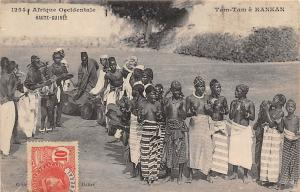 Upper Guinea Haute-Guinee, Tam-Tam a Kankan