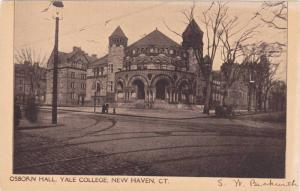 Osborn Hall, Yale College, New Haven, Connecticut, 00-10s